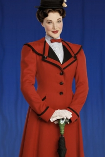 Steffanie Leigh as Mary Poppins