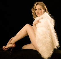 Steffanie Leigh in Venus in Fur